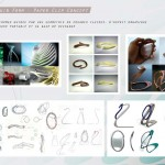 projet études paper clip Product design Victoria University of Wellington School of Architecture and Design
